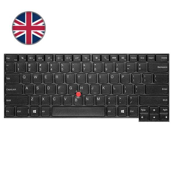 Lenovo ThinkPad Notebook Backlit Tastatur (04X0130)