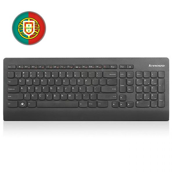 Lenovo USB Slim Tastatur (54Y9319)