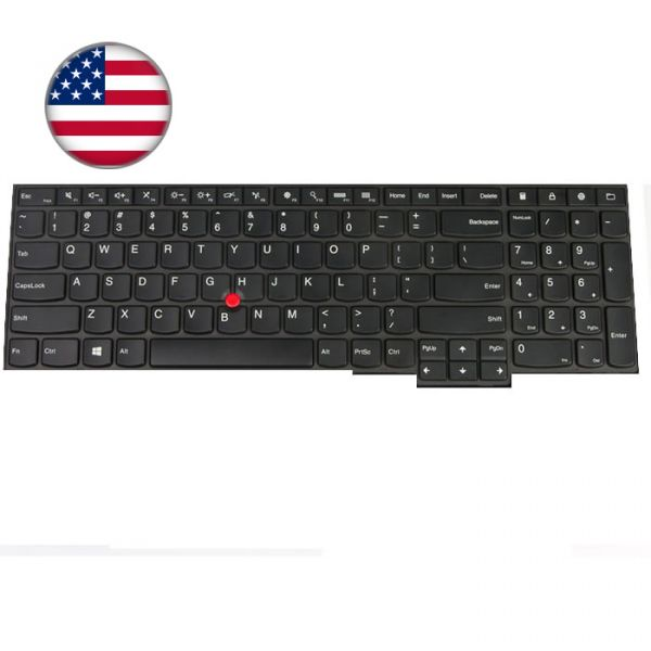 Lenovo ThinkPad Notebook Tastatur Edge E531