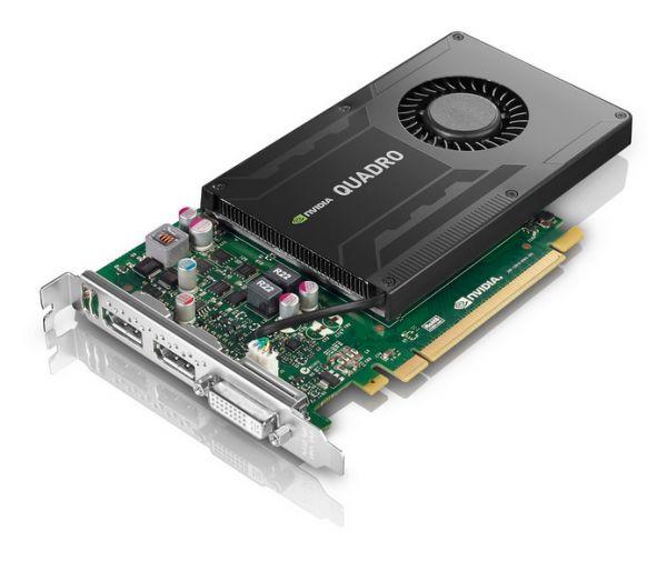 NVIDIA Quadro K2200 4GB Grafikkarte 0F56025